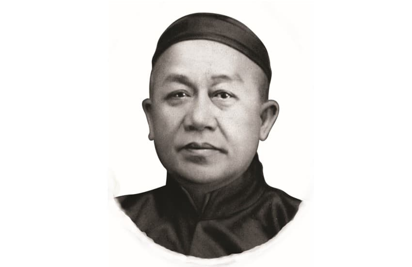 Mr. Lee Kum Sheung, founder of Lee Kum Kee