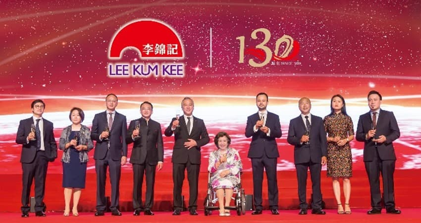 Lee Kum Kee celebrates 130th Anniversary