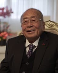 Lee Kum Kee Group Chairman Mr. Lee Man Tat
